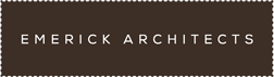 Emerick Architects Logo